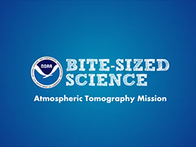Bite-Sized Science: Atmospheric Tomography Mission (ATom)